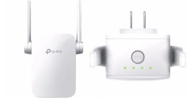 TP-Link RE205, un extensor de Wi-Fi a 750 Mbps con puerto Ethernet