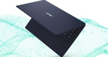 Acer Swift 5 se renueva: un portátil de 15 pulgadas en menos de 1 kilo