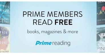 Amazon Prime Reading, cientos de libros gratis para los clientes de Prime