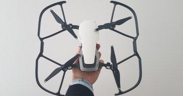 Review: DJI Mavic Air, un dron con funciones inteligentes que graba a 4K