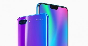 Honor 10 ya está disponible en color Phantom Green