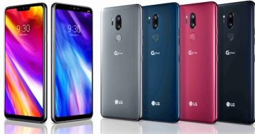 LG G7 ThinQ ya es oficial: conoce los detalles