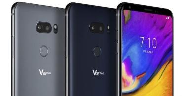 LG V35 ThinQ ya es oficial: conoce sus especificaciones