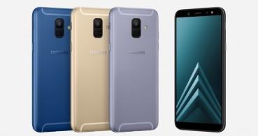 Samsung Galaxy A6 y A6+ llegan a España: conoce todos los detalles