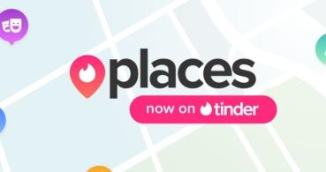 Tinder Places, la próxima funcionalidad para ligar en tus sitios frecuentes