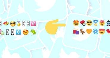 Twitter ya cuenta con emojis propios