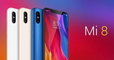 Xiaomi Mi 8 es oficial: conoce todos los detalles