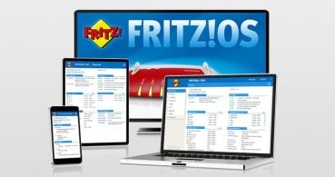 FRITZ!OS 7 es oficial con WiFi mesh, domótica abierta y mayor rendimiento