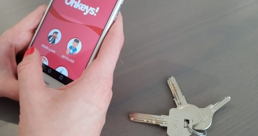 Ohkeys!, la app que soluciona la pérdida de llaves en menos de una hora