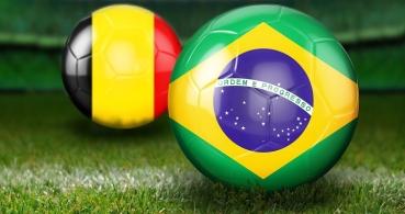 Dónde seguir online el partido Brasil - Bélgica del Mundial 2018