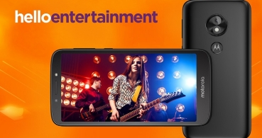 Moto E5 Play Go Edition, un móvil básico con Android Go