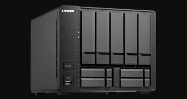 TVS-951X de QNAP, el nuevo NAS multimedia con 9 bahías y diseño compacto