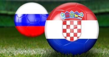 Cómo ver online Rusia vs Croacia de cuartos de final del Mundial 2018