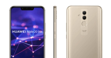 Huawei Mate 20 Lite se filtra en imágenes