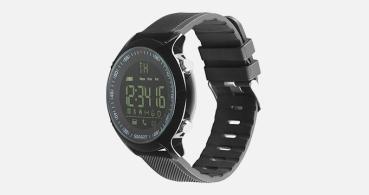 Leotec Hardy Life, el reloj inteligente sumergible con un año de autonomía