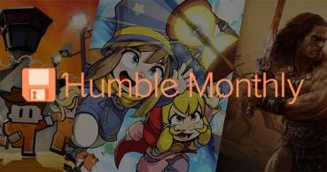 Oferta: últimos días para comprar el Humble Monthly Bundle de agosto