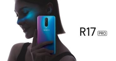 Oppo R17 Pro tendrá triple cámara trasera