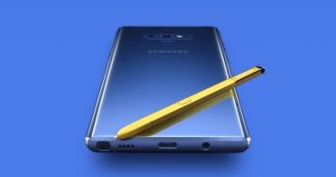 Samsung Galaxy Note 9 es oficial: cámara con apertura dual y S Pen mejorado