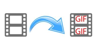 Cómo convertir un vídeo mp4 a GIF