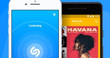 Apple se queda con Shazam