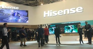 HiSense U9D y U8A, los nuevos televisores ULED con resolución 4K