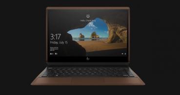 HP Spectre Folio llega a España: el portátil táctil con acabados en cuero