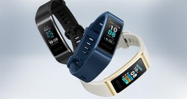 Huawei Band 3 Pro, la nueva pulsera con autonomía de hasta 20 días