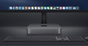 Mac mini recibe un rediseño y potencia extra