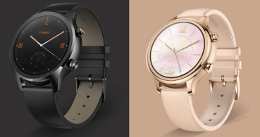 TicWatch C2 llega a España: precio y disponibilidad del smartwatch con Wear OS