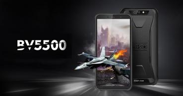 Blackview BV5500, el nuevo smartphone rugerizado compacto con diseño elegante
