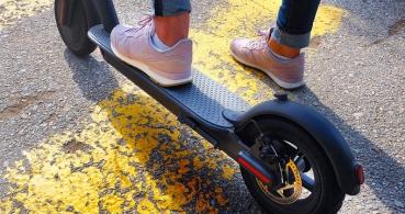 Buggy Scooter, el patinete eléctrico plegable y con gran autonomía de SPC