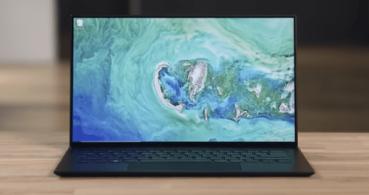 Acer Swift 7 se renueva: más delgado, ligero y sin apenas biseles
