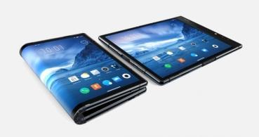 FlexPai, un móvil plegable que ya está a la venta