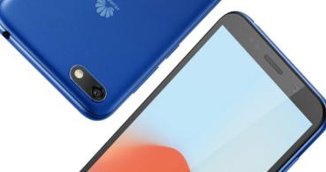 Huawei Y5 Lite, el nuevo móvil con Android Go y batería de 3.020 mAh