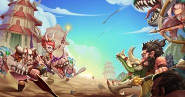 Descarga Primal Wars: Dino Age, un juego de batalla con multijugador online