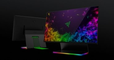 Razer Raptor, el monitor gaming con refresco a 144 Hz y HDR