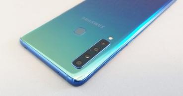 Review: Samsung Galaxy A9, cámara cuádruple que marca la diferencia