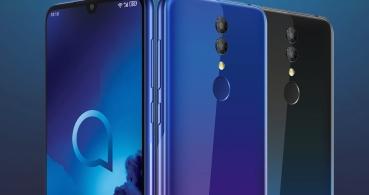 Alcatel 3, 3L y 1S, pantallas Full View en una gama de móviles asequibles