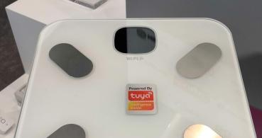 SPC Atenea Fit,  la báscula WiFi que sincroniza tus datos con el móvil