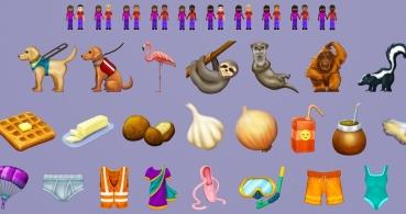 230 emojis nuevos llegarán a WhatsApp en 2019