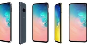 Samsung Galaxy S10e, toda la información
