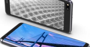 Hisense A6, el smartphone con pantallas AMOLED y de tinta electrónica