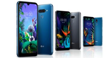 LG K40, K50 y Q60 son oficiales: conoce todos los detalles
