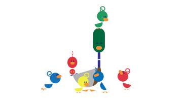 Google lanza un Doodle interactivo por el Día del Padre 2019