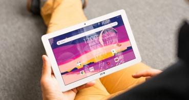 SPC Gravity, una familia de tablets completas y versátiles