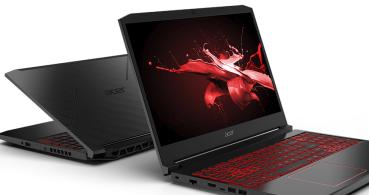 Nitro 5 y Nitro 7, los portátiles gaming de Acer con pantalla hasta 144 Hz
