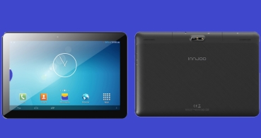 InnJoo Time2, una tablet de 10,1 pulgadas con batería de 4.000 mAh