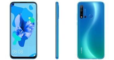 Huawei P20 Lite 2019 filtrado en imágenes: conoce los detalles