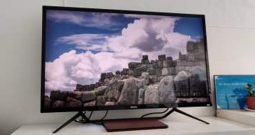 Review: Philips Momentum, el monitor 4K de 43 pulgadas con HDR