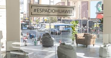 Huawei abre el Espacio Huawei en Madrid, la mayor tienda de Europa